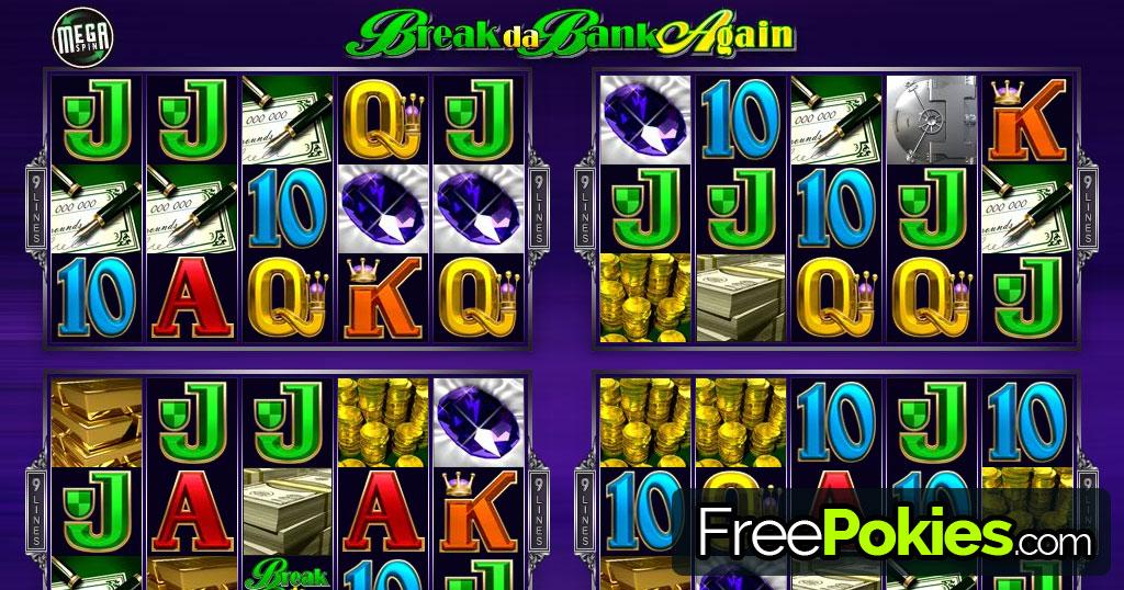 Break da Bank Again - Rizk Online Casino