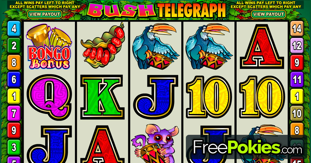 Bundle In The Jungle™ Slot Machine Game to Play Free in Microgamings Online Casinos