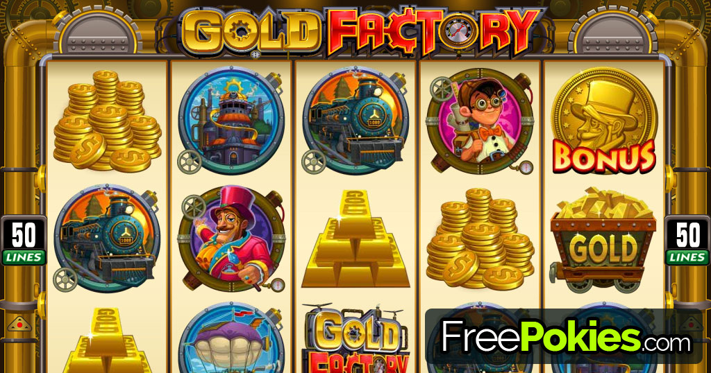 Gold Factory - Mobil6000