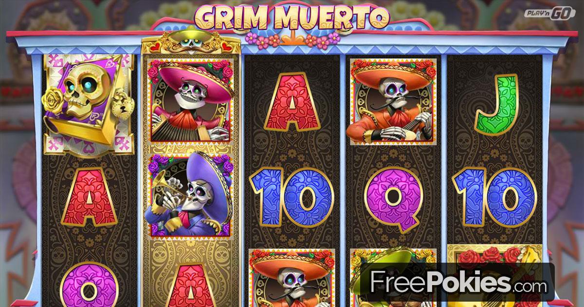 Spiele Grim Muerto - Video Slots Online