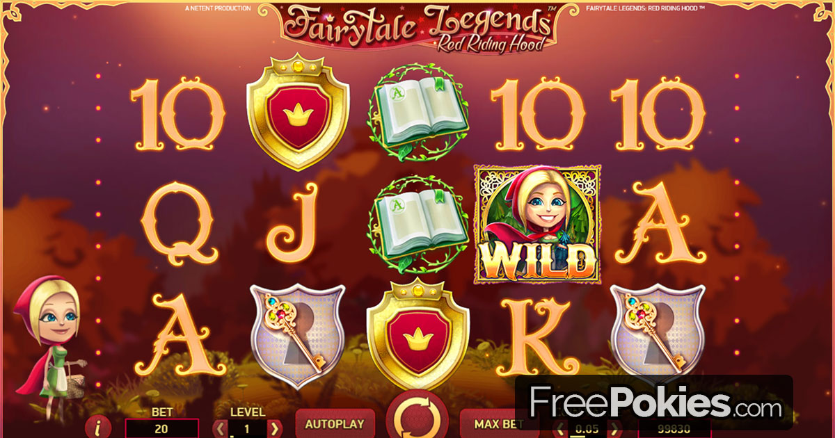 best paying online casino red riding hood online